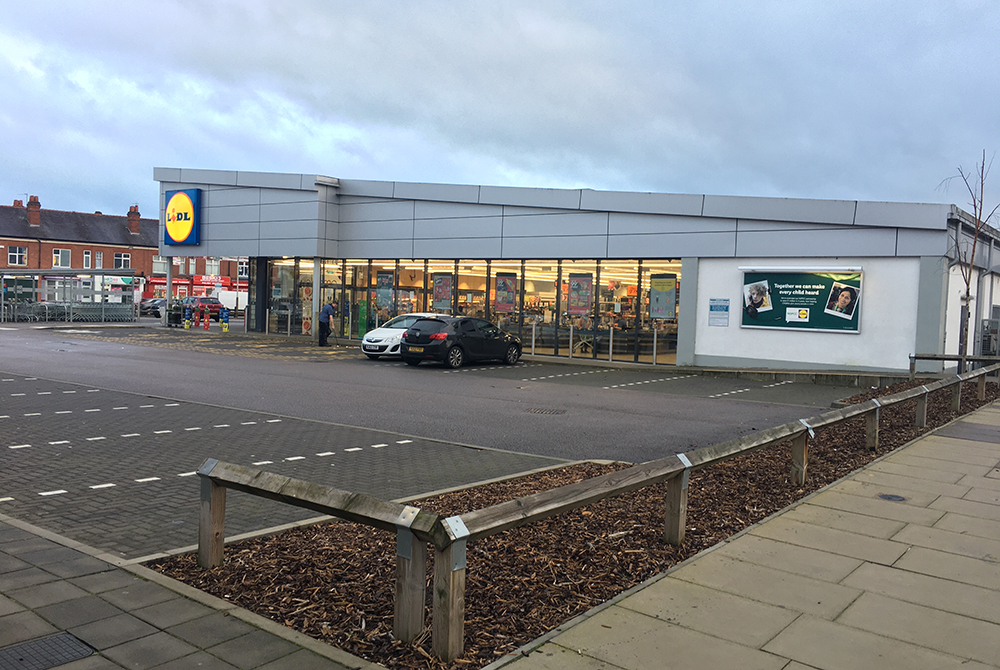 Lidl UK GmbH, Leicester