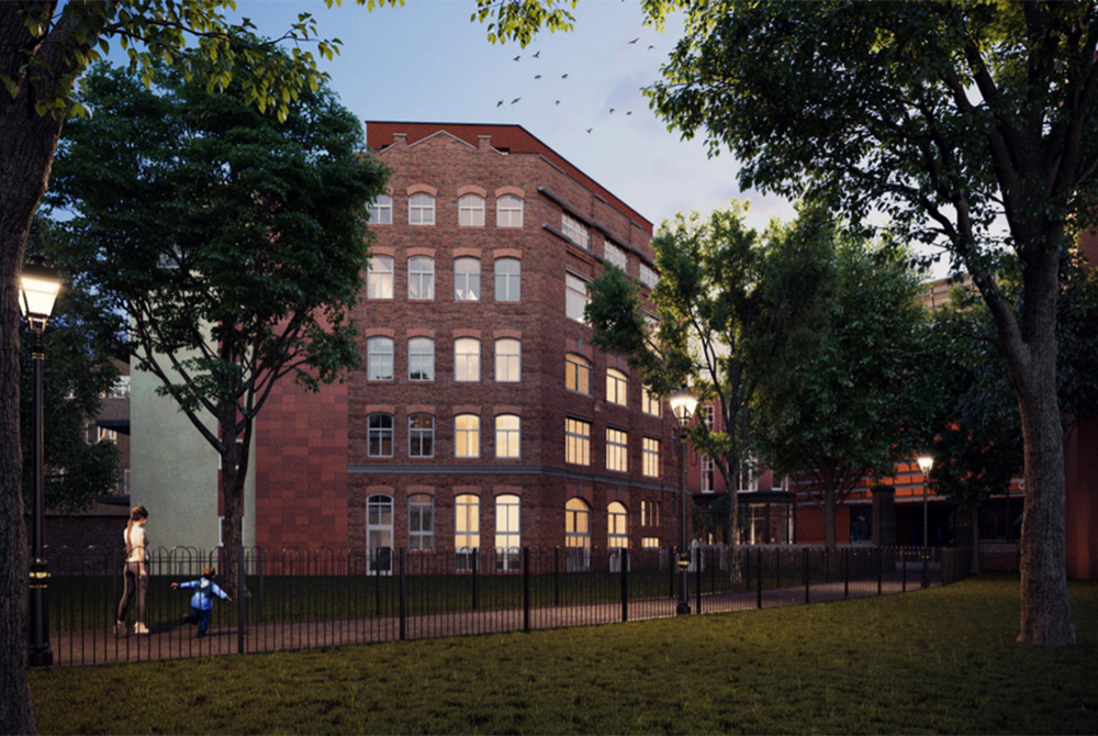 35 Rutland Street, Leicester