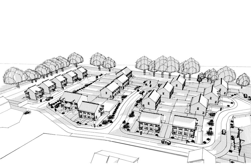 Market Drayton Master Planning