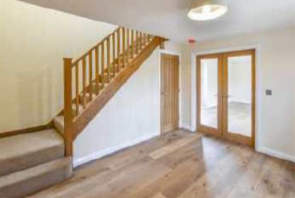 East Barn Stairs