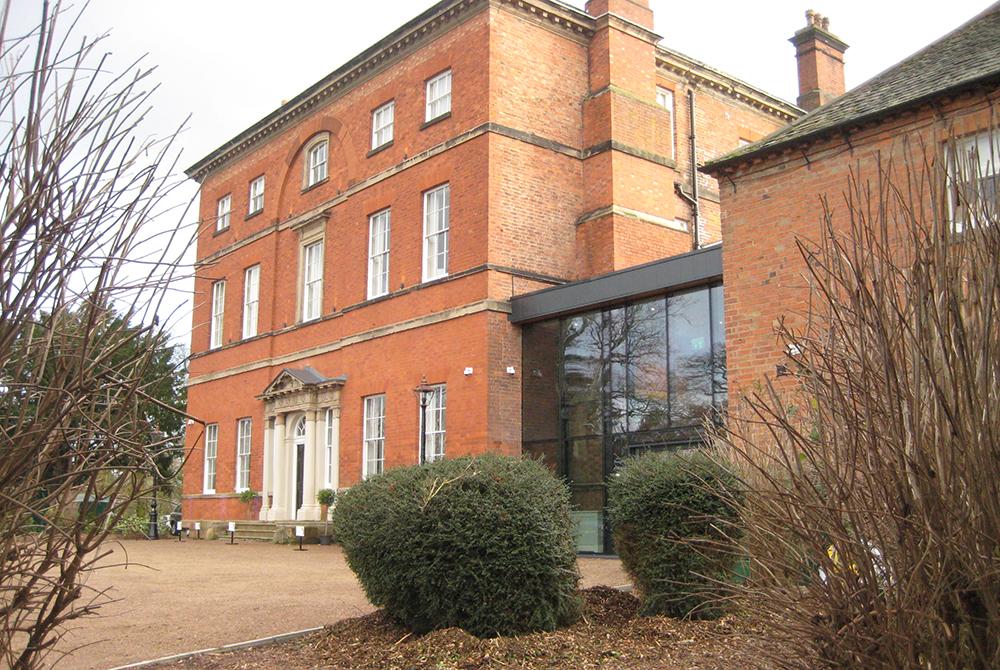 Winstanley House