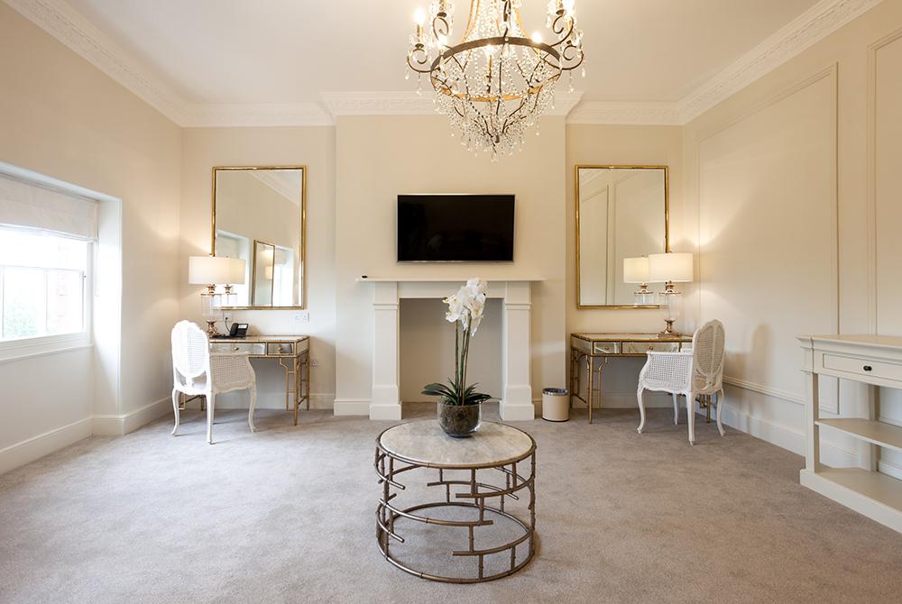 Winstanley Suite Lounge